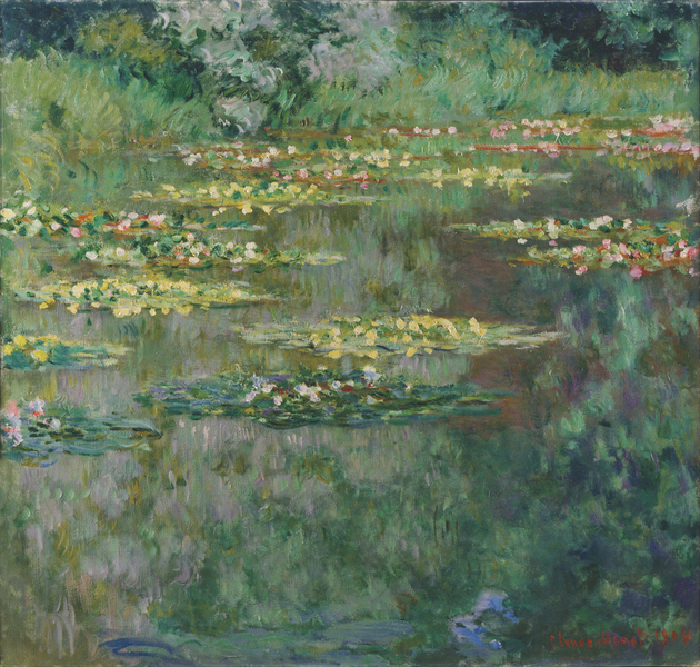 Claude Monet - Le Bassin des Nympheas