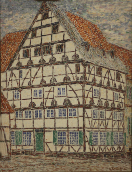 Christian Rohlfs - Freiligrath-Haus in Soest