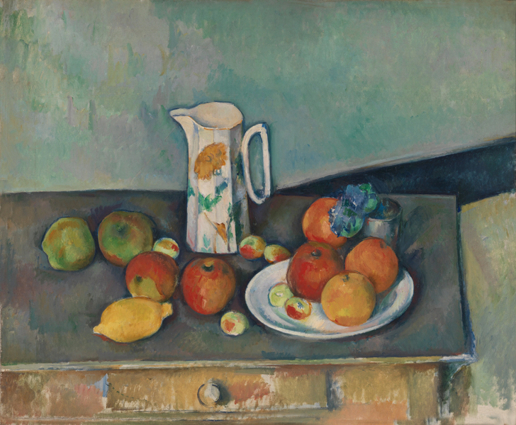 Paul Cézanne - Still life