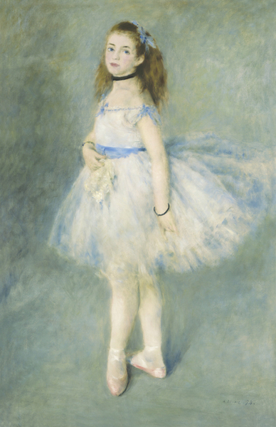Pierre-Auguste Renoir - The Dancer
